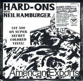Hard-Ons with Neil Hamburger